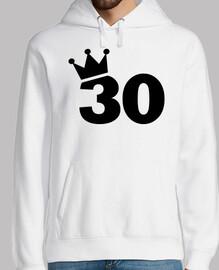 corona 30 cumpleaños