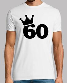 corona 60 ° compleanno
