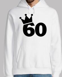 corona 60 cumpleaños