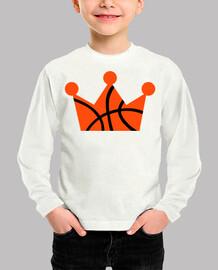 corona de baloncesto