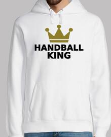 corona de balonmano rey