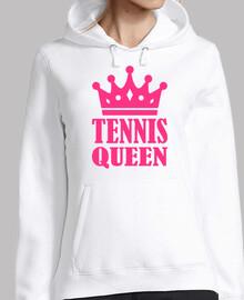 corona de la reina del tenis