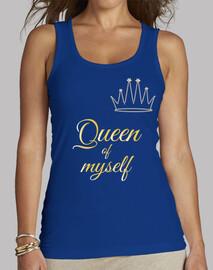 corona de la reina superior