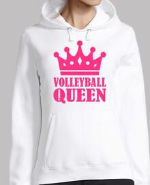 corona de voleibol reina