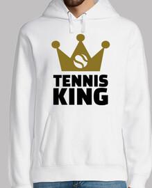 corona del rey del tenis
