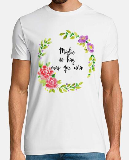 corona fiori mamma non più che una