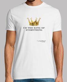 Corona King(Letras Negras)