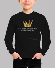 Corona Queen (Letras Blancas)