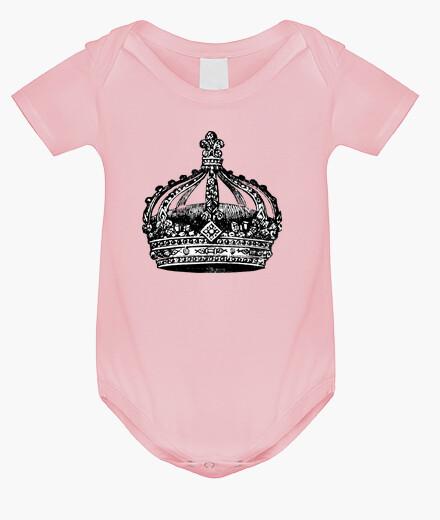Ropa infantil Corona real