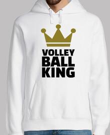 corona rey de voleibol