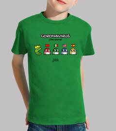 Coronavirus - The Game - Pacman