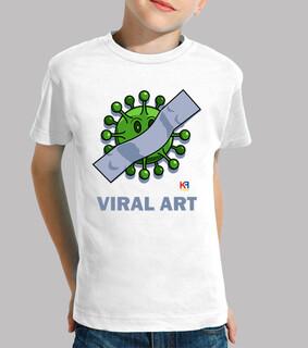 CORONAVIRUS VIRAL ART