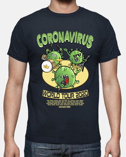Coronavirus world tour 2020 humor