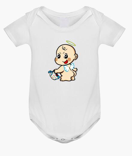Abbigliamento bambino corpo del bambino, bianco