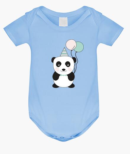 Abbigliamento bambino corpo felice orso