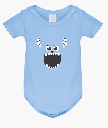 Abbigliamento bambino corpo monsitos sa