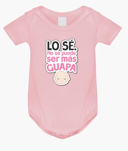 Vêtements enfant corps bébé - je sais. ne peut pas être charmante