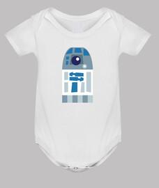 corps bébé - r2d2
