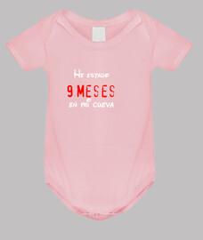 corps bébé de neuf mois dans ma caverne trois couleurs au choix