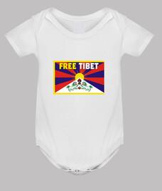 corps blanc - free tibet