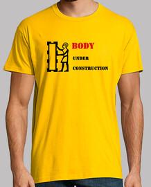Corps de la construction