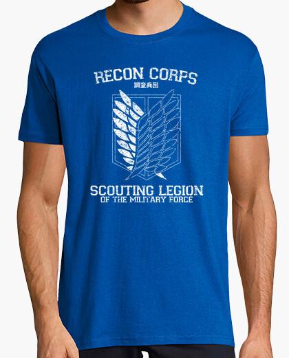 53a8db9e231d corps recon - v2 T-shirt - 604387