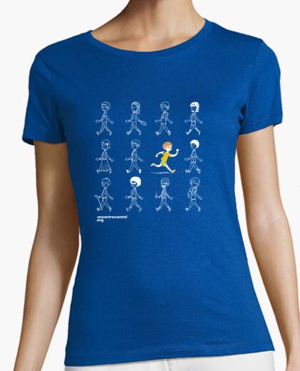 Camiseta Corre entre cien mil