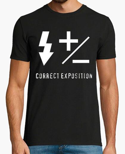 Camiseta Correct Exposition