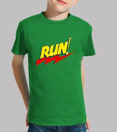 ¡correr!