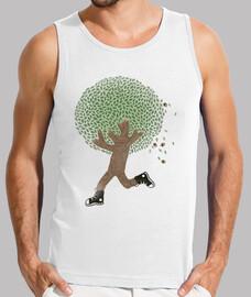 correr para su camiseta de la vida