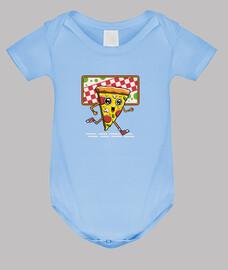 correr pizza