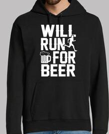 correrá por la cerveza