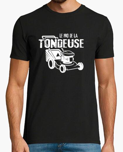 Camiseta cortacésped pro jardinero...