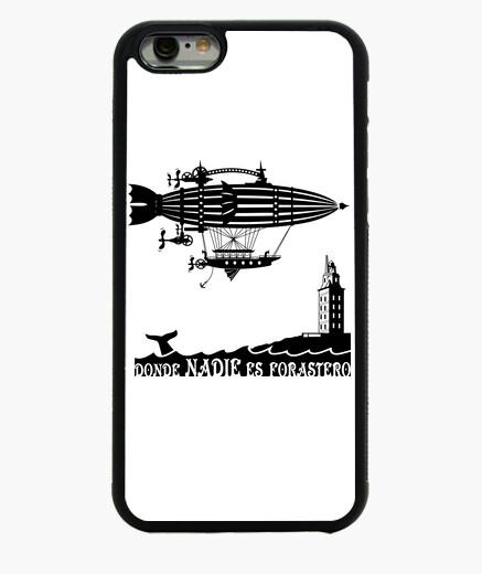Cover iPhone 6 / 6S CORUNA - HERCU tower les