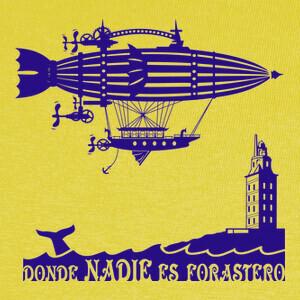 Coruña - Torre Hércules T-shirts