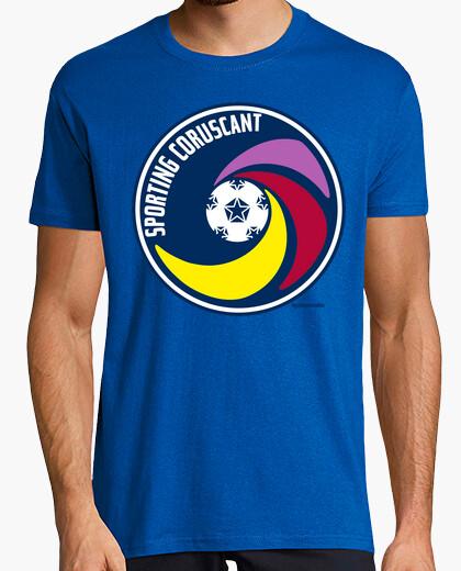 T-shirt coruscant sportivo