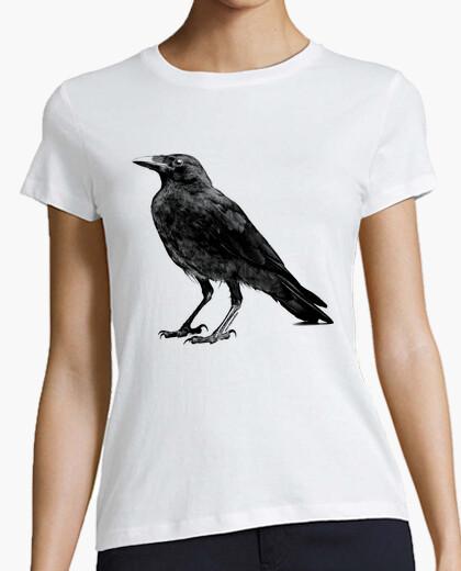 T-shirt corvo poe