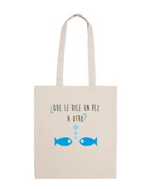 Cosa dice un pesce a un altro?
