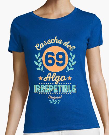Camiseta Cosecha del 69. Irrepetible