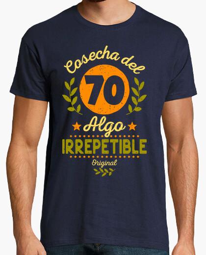 Camiseta Cosecha del 70. Irrepetible