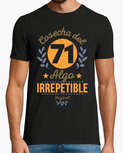 Camiseta Cosecha del 71. Irrepetible