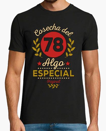 Camiseta Cosecha del 78. Especial