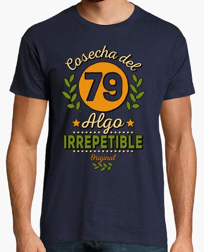 Camiseta Cosecha del 79. Irrepetible
