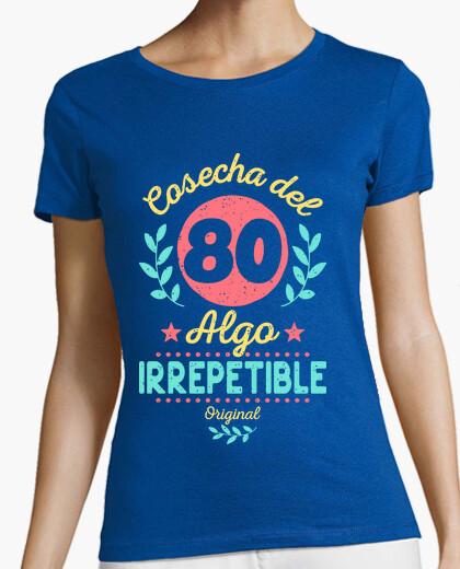 Camiseta Cosecha del 80. Irrepetible