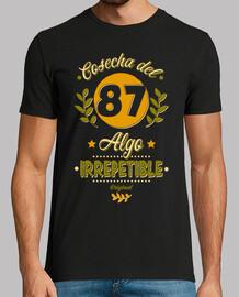 Cosecha del 87 Irrepetible