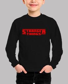 Cosicas rarunas — camiseta manga corta peques