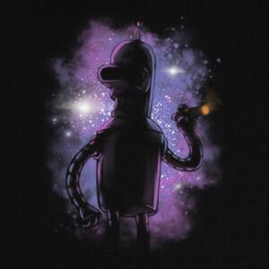 Camisetas Cosmic Bender