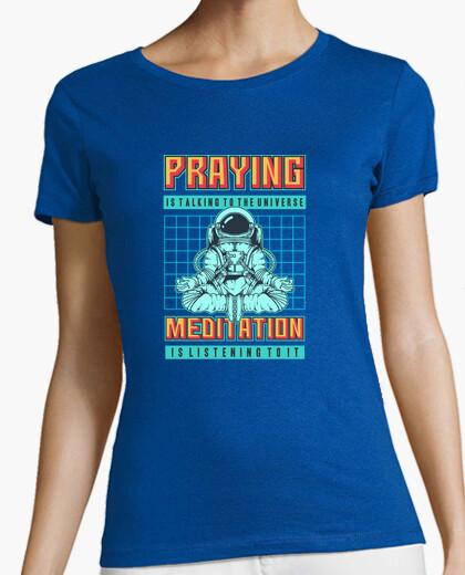 Camiseta Cosmos Prayer