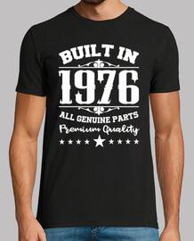 costruito nel 1976 tutte le parti origi