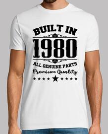 costruito nel 1980 tutte le parti origi